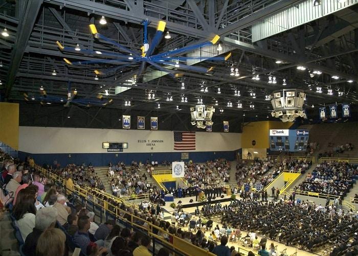 Higher Education Fans by Big Ass Fans