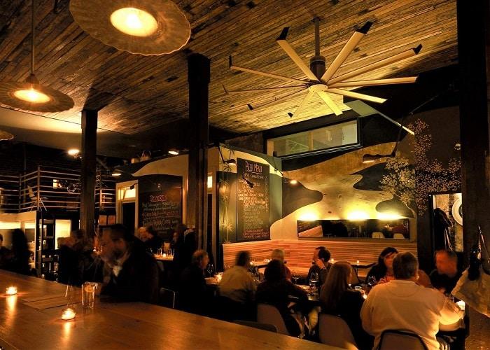 Bars & Restaurants Fans by Big Ass Fans