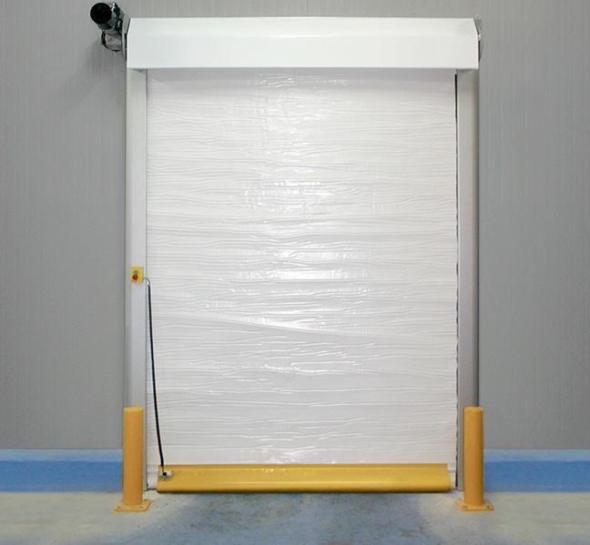 ChillFast - High Speed Freezer Door by TNR Doors
